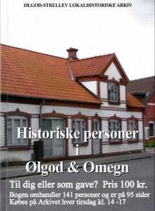 Historiske Personer i Ølgod & Omegn
