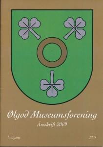 Ølgod Museumsforening Årsskrift 2009-2014. Samarbejde Lokalarkiver og Slægtshistoriske Forening.